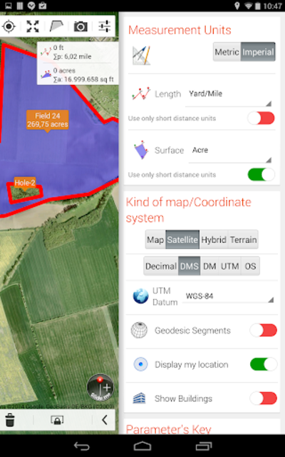 Measure Map Pro screenshot 22