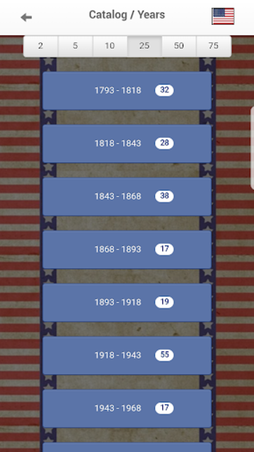 Official Coins United States America (Numismatics) screenshot 3