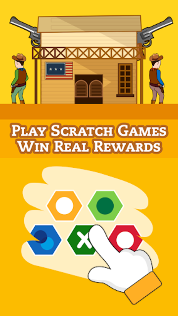 Vintage Scratch - Win Prizes & Redeem  Rewards screenshot 1