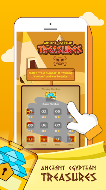Pyramid Scratch - Win Prizes.Earn & Redeem Rewards screenshot 3