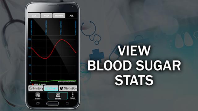 Blood Sugar Tracker : Glucose Test Calculator App screenshot 4