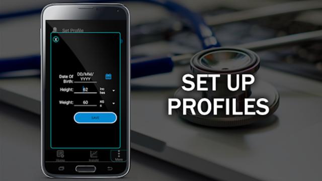 Blood Sugar Tracker : Glucose Test Calculator App screenshot 7