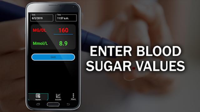 Blood Sugar Tracker : Glucose Test Calculator App screenshot 8