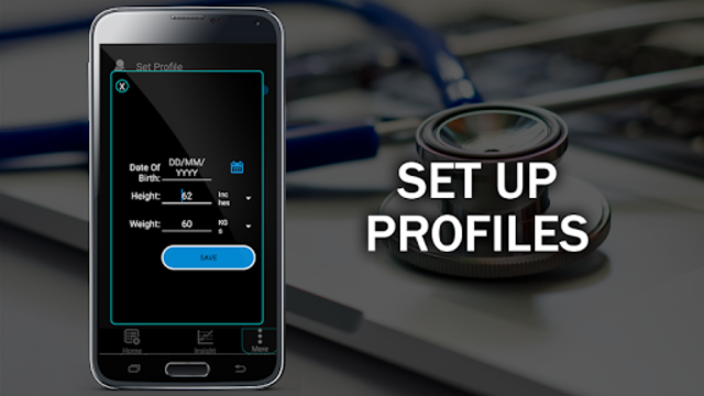Blood Sugar Tracker : Glucose Test Calculator App screenshot 20
