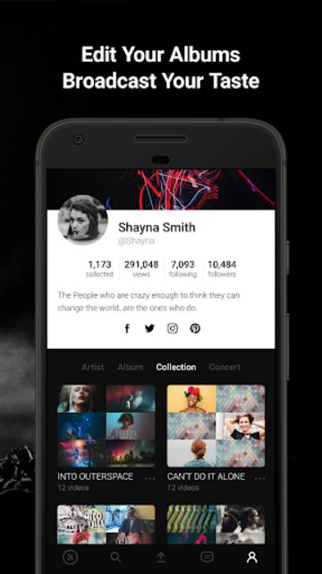 Free Music Player - Trending Music by VIBBIDI screenshot 5