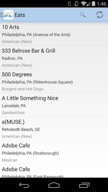 Gluten Free Philly screenshot 1