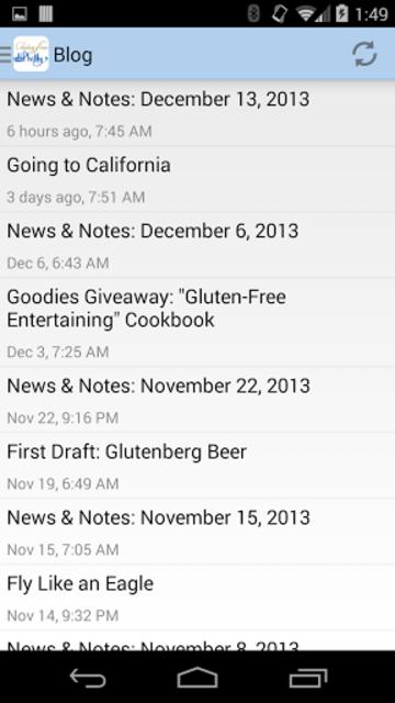 Gluten Free Philly screenshot 4