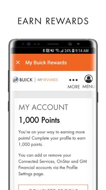 myBuick screenshot 5