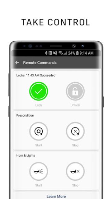 myCadillac screenshot 2