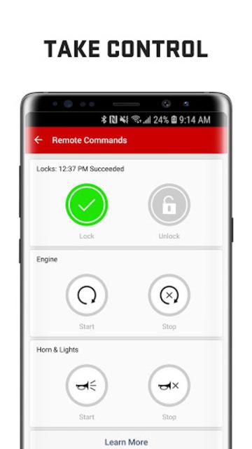 myGMC screenshot 2