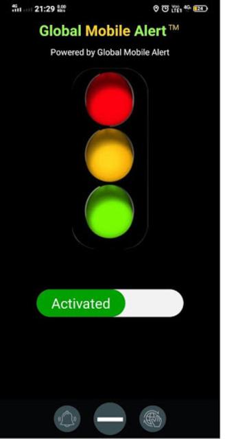 Global Mobile Alert screenshot 3
