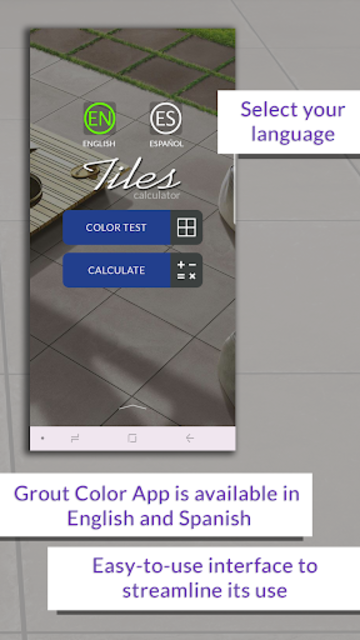 Grout Color screenshot 2