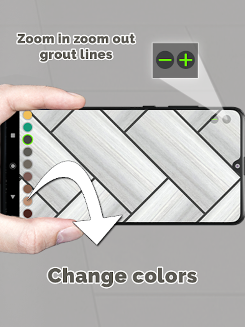 Grout Color screenshot 12
