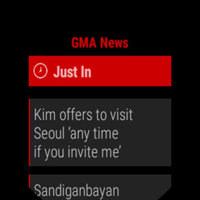 GMA News screenshot 11
