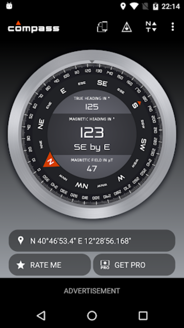 Compass screenshot 5