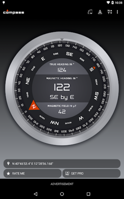 Compass screenshot 21