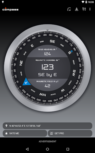 Compass screenshot 22