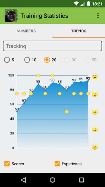 DogScroll - Dog Training Diary screenshot 7