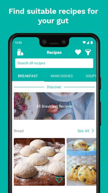 Cara Care: Food, Mood, Poop Tracker for IBS & IBD screenshot 4