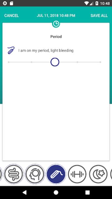 Cara Care: Food, Mood, Poop Tracker for IBS & IBD screenshot 6