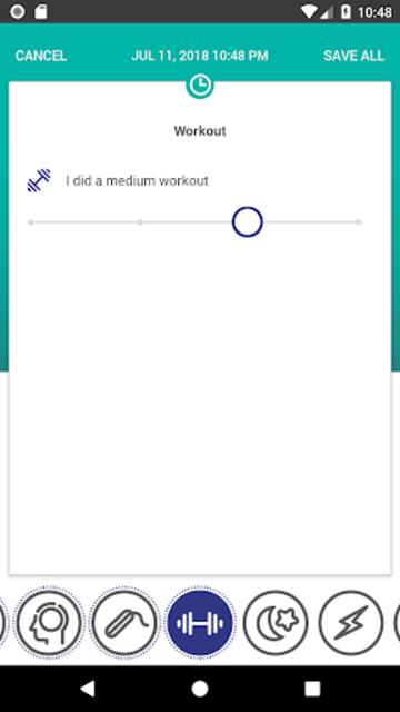 Cara Care: Food, Mood, Poop Tracker for IBS & IBD screenshot 7