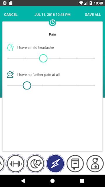 Cara Care: Food, Mood, Poop Tracker for IBS & IBD screenshot 8