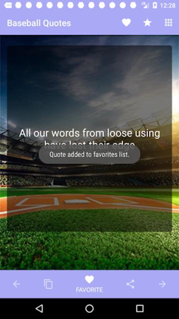Baseball Quotes screenshot 4