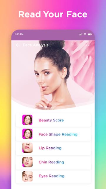 Golden Ratio Face - Face Shape & Rate Your Looks screenshot 5