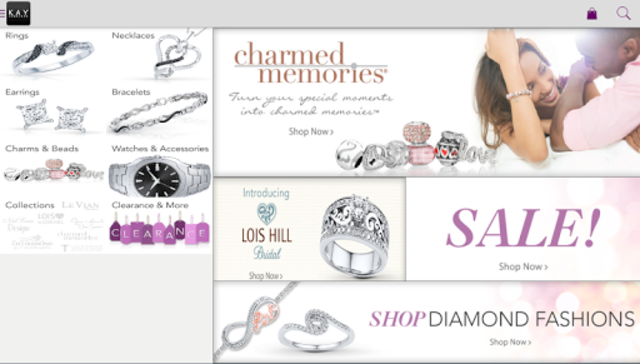 Kay Jewelers screenshot 5