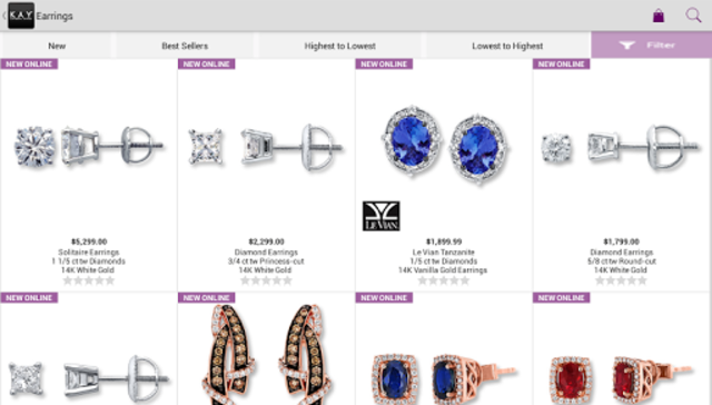 Kay Jewelers screenshot 6