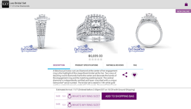 Kay Jewelers screenshot 7