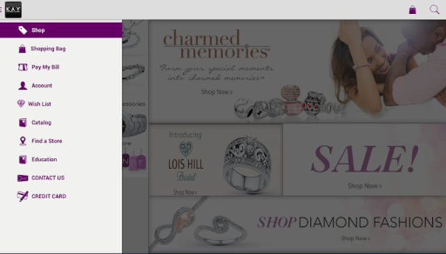 Kay Jewelers screenshot 8