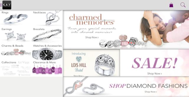 Kay Jewelers screenshot 11