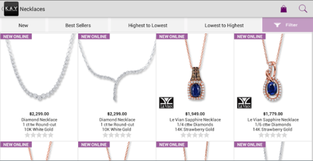 Kay Jewelers screenshot 12