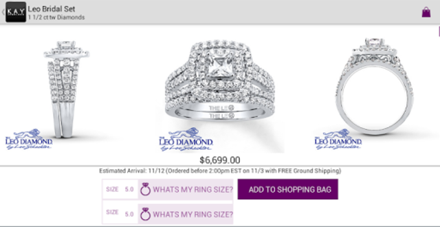 Kay Jewelers screenshot 13