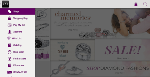 Kay Jewelers screenshot 14