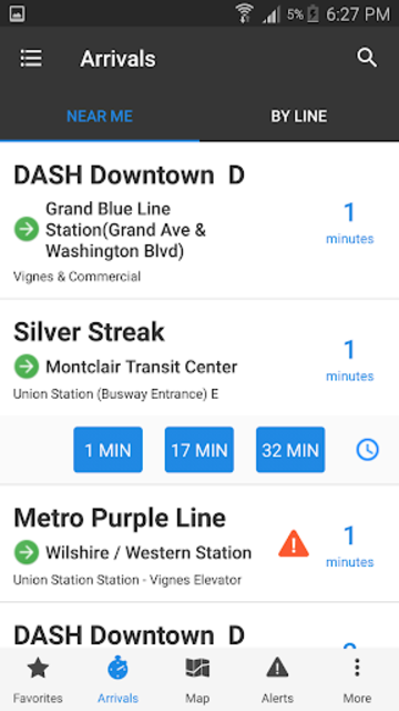 Go Metro LACMTA Official App screenshot 2