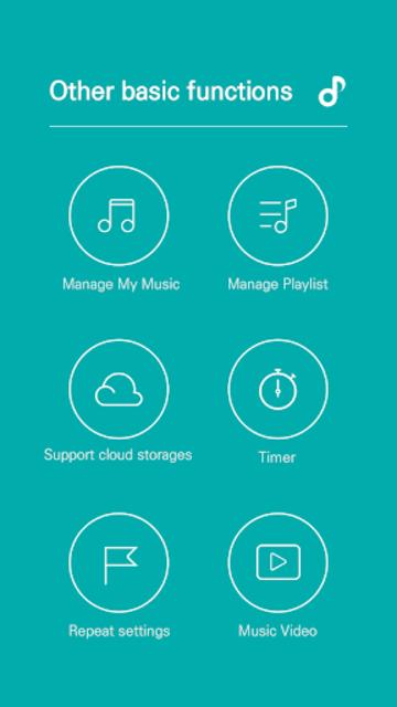 GOM Audio Plus - Music, Sync lyrics, Streaming screenshot 12