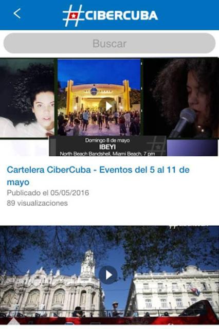 CiberCuba - Noticias de Cuba screenshot 2