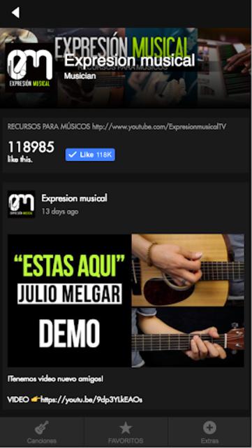 Expresión Musical screenshot 7