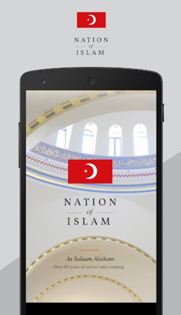 Nation of Islam screenshot 1