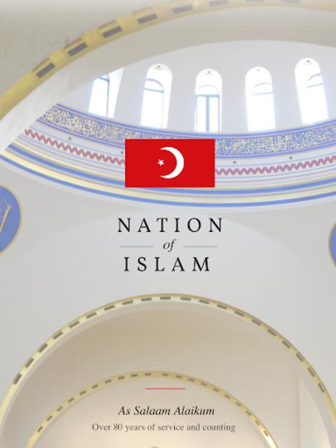 Nation of Islam screenshot 4