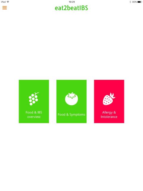 IBS Diet Match with low-FODMAP diet screenshot 3