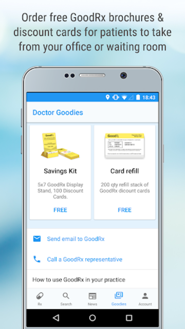 GoodRx Pro - For Healthcare Professionals screenshot 5