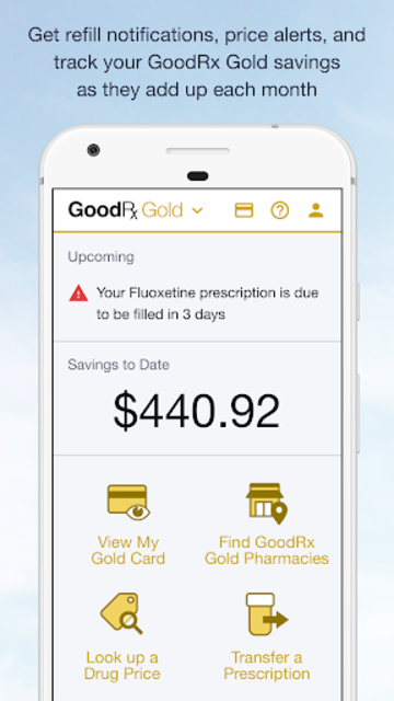 GoodRx Gold - Pharmacy Discount Card screenshot 5