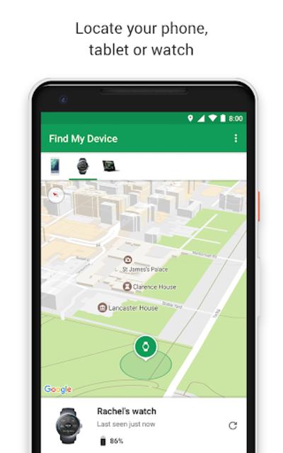 Google Find My Device screenshot 4