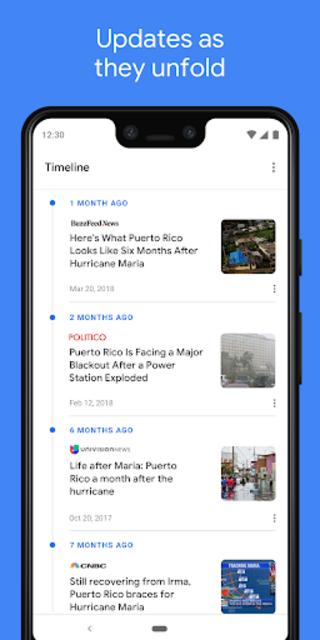 Google News: Top World & Local News Headlines screenshot 3