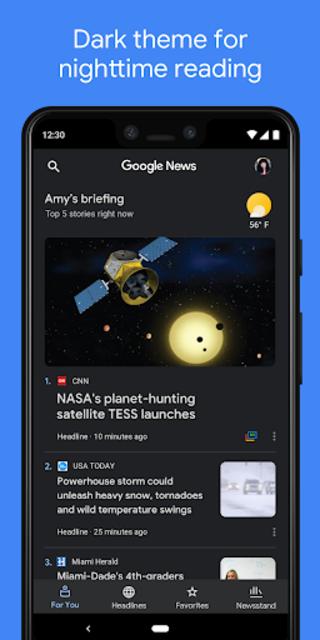 Google News: Top World & Local News Headlines screenshot 6
