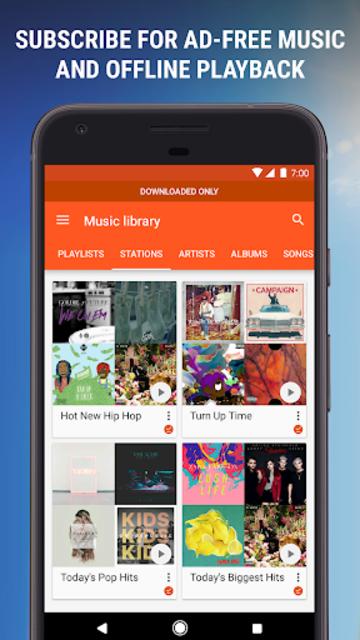 Google Play Music screenshot 7