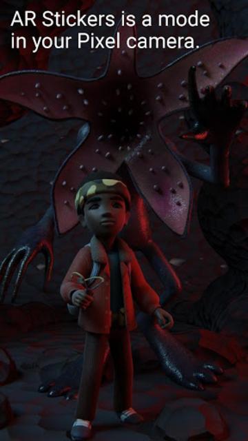 Playground: Stranger Things screenshot 1